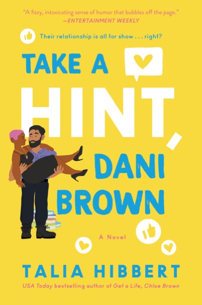 Take a Hint, Dani Brown by Talia Hibbert Book Summary, Reviews and E-Book Download
