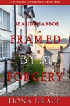 Framed by a Forgery (A Lacey Doyle Cozy Mystery—Book 8) book summary, reviews and download
