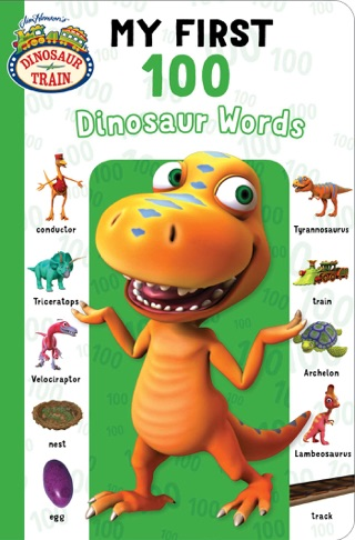 My First 100 Dinosaur Words by Natalie Shaw E-Book Download