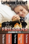 The Friessens Books 1 - 5 book summary, reviews and downlod