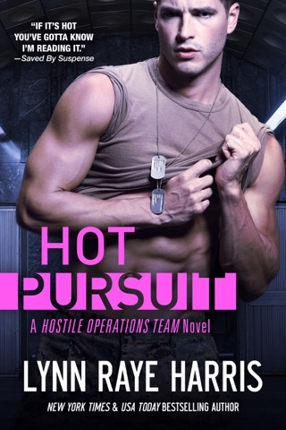 Hot Pursuit by Lynn Raye Harris book summary, reviews and downlod