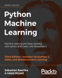 Python Machine Learning book summary, reviews and download