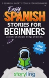 Easy Spanish Stories For Beginners e-book