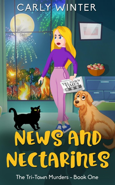 News and Nectarines by Carly Winter Book Summary, Reviews and E-Book Download