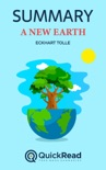 """Summary of """"A New Earth"""" by Eckhart Tolle book summary, reviews and downlod"""