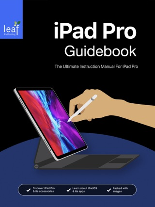iPad Pro Guidebook by Thomas Anthony E-Book Download