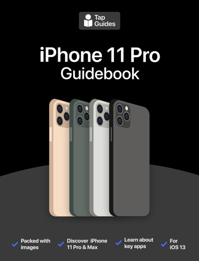 iPhone 11 Pro Guidebook by Thomas Anthony Book Summary, Reviews and E-Book Download