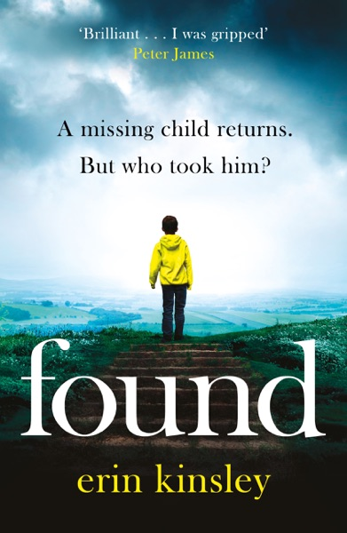 Found by Erin Kinsley Book Summary, Reviews and E-Book Download