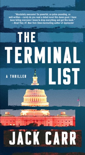 The Terminal List E-Book Download