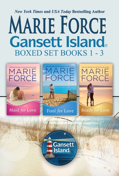 Gansett Island Boxed Set Books 1-3 by Marie Force Book Summary, Reviews and E-Book Download