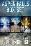 Aspen Falls Box Set #2: Dire Straits, Desperate Measures & Daylight Robbery book summary, reviews and downlod