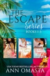 The Escape Series (Books 1 - 3): Getting Lei'd, Cruising for Love, and Island Hopping book summary, reviews and downlod