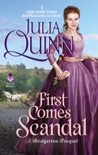 First Comes Scandal book summary, reviews and download