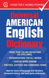 The Webster's Universal American English Dictionary book summary, reviews and download