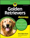 Golden Retrievers For Dummies book summary, reviews and download