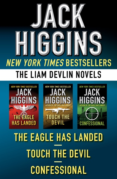 The Liam Devlin Novels by Jack Higgins Book Summary, Reviews and E-Book Download