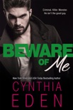 Beware Of Me book summary, reviews and downlod