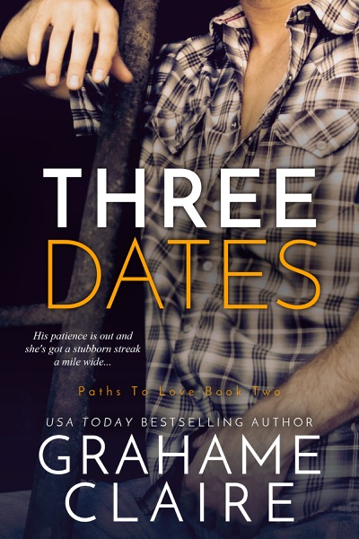 Three Dates by Grahame Claire Book Summary, Reviews and E-Book Download