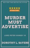 Murder Must Advertise book summary, reviews and downlod