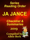 J.A. Jance Best Reading Order with Checklist and Summaries: Updated 2019 book summary, reviews and downlod