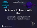 Animate to Learn with iPad book summary, reviews and downlod