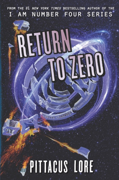 Return to Zero by Pittacus Lore Book Summary, Reviews and E-Book Download