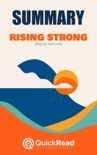 """Summary of """"Rising Strong"""" by Brené Brown book summary, reviews and downlod"""