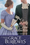 A Lady of True Distinction book summary, reviews and downlod