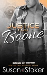 Justice for Boone book summary, reviews and downlod
