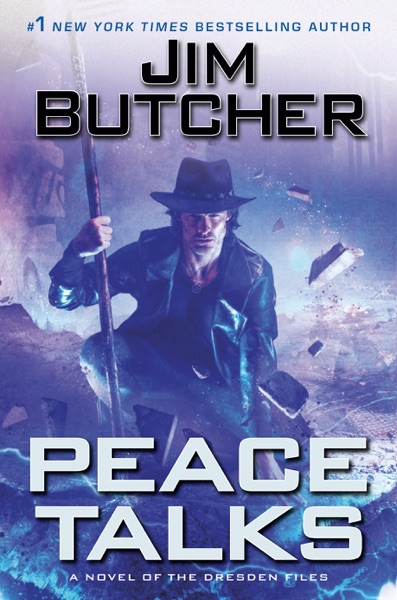 Peace Talks by Jim Butcher Book Summary, Reviews and E-Book Download