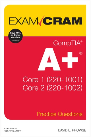 CompTIA A+ Practice Questions Exam Cram Core 1 (220-1001) and Core 2 (220-1002) by David L. Prowse E-Book Download