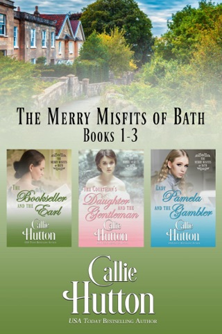 The Merry Misfits of Bath: Books 1-3 E-Book Download