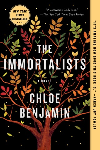 The Immortalists by Chloe Benjamin E-Book Download