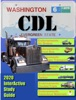 CDL Washington Commercial Drivers License book image