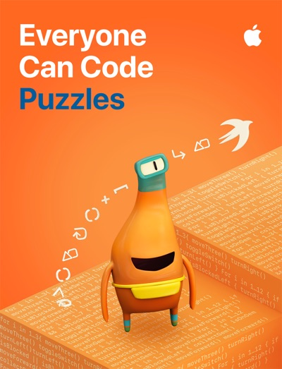 Everyone Can Code Puzzles by Apple Education Book Summary, Reviews and E-Book Download