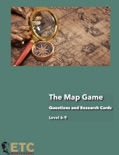 ETC® Map Game Questions Level 6-9 book summary, reviews and downlod