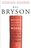 Bryson's Dictionary of Troublesome Words book summary, reviews and downlod