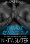 Savage Vendetta book summary, reviews and downlod