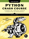 Python Crash Course, 2nd Edition book summary, reviews and download