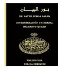 Del Santo Corán /Dr Sayed Jumaa Salam descarga de libros electrónicos