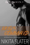 King's Command book summary, reviews and downlod