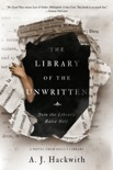 The Library of the Unwritten book summary, reviews and download