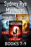 Sydney Rye Mysteries Books 7-9 book summary, reviews and downlod