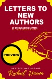 Letters to New Authors: Preview book summary, reviews and download
