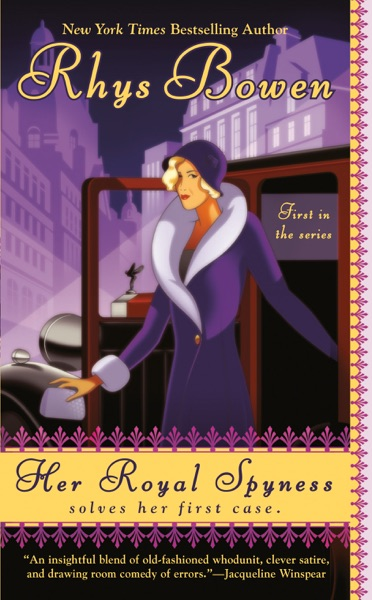 Her Royal Spyness by Rhys Bowen Book Summary, Reviews and E-Book Download