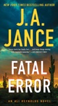Fatal Error book summary, reviews and downlod