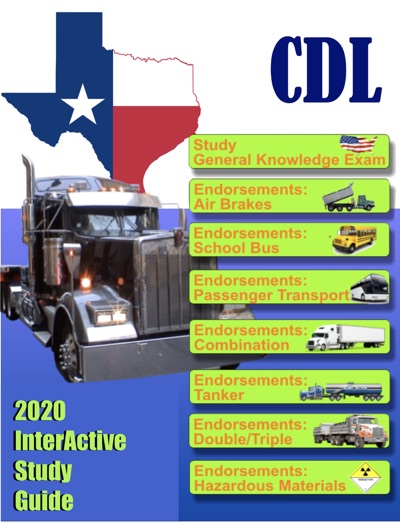 Texas CDL Commercial Drivers License by William Chester Book Summary, Reviews and E-Book Download