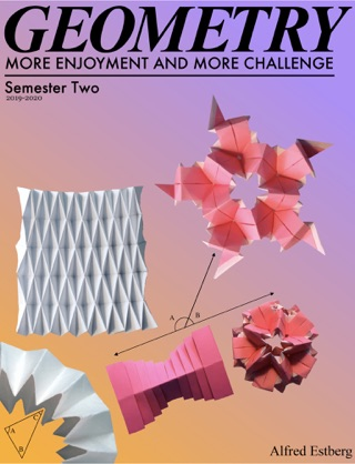 Geometry More Enjoyment and More Challenge Semester 2 textbook download