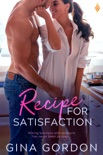Recipe for Satisfaction book synopsis, reviews