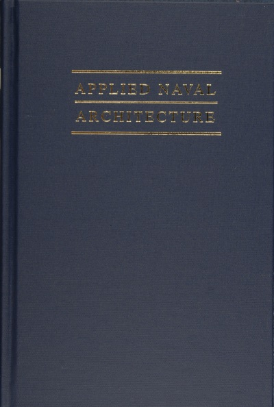 Applied Naval Architecture by Robert B. Zubaly Book Summary, Reviews and E-Book Download